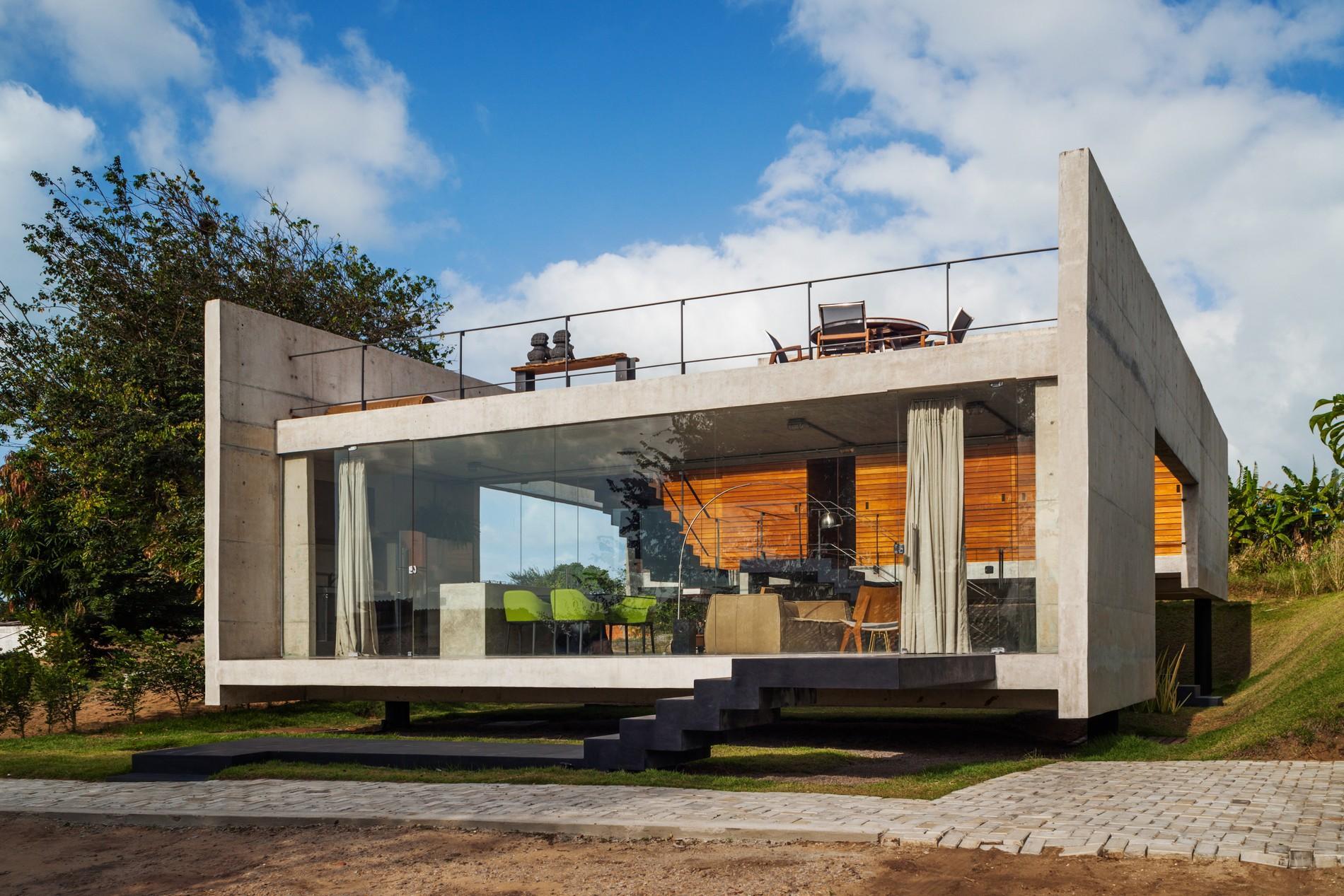Moderna Kuća U Sao Paulu (FOTO)