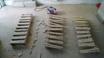 Diy Pallet Bench Trokspot