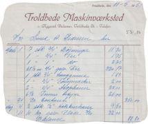 Prisen for et hus i Troldhede i 1951?
