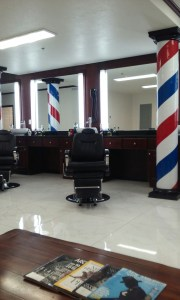 traditional barber shop