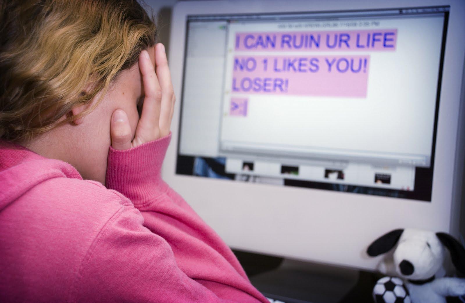 flaming trolling cyberbullying the