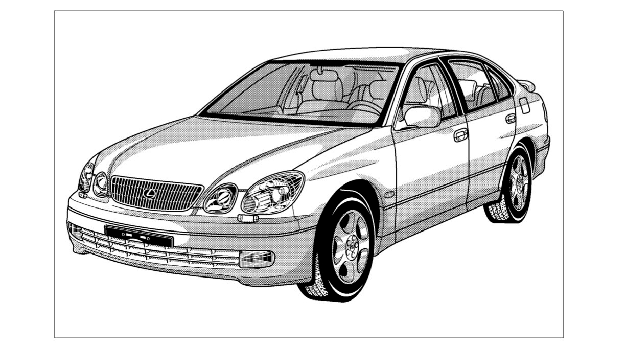 JZS160/UZS161 TSRM – GS300 GS430 Service Manual