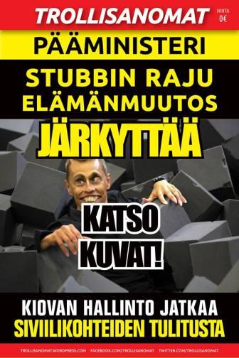Trollisanomat #15 - Pääministeri Stubbin raju elämänmuutos järkyttää