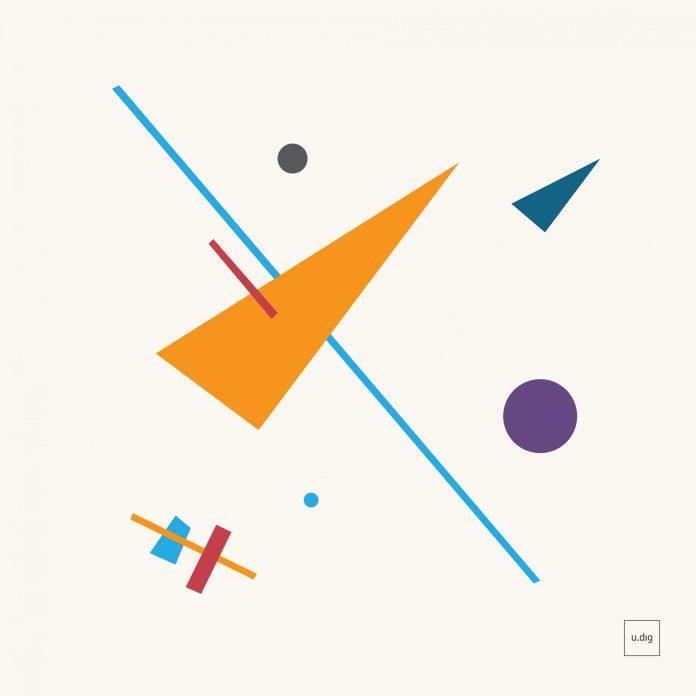 Alexis Cabrera & Mariano Mateljan - UDIG006 cover art