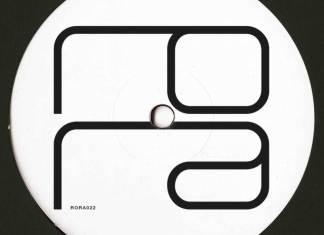 Costas - RORA EP record art