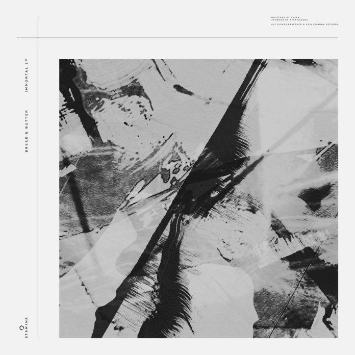 Bread & Butter - EP artwork