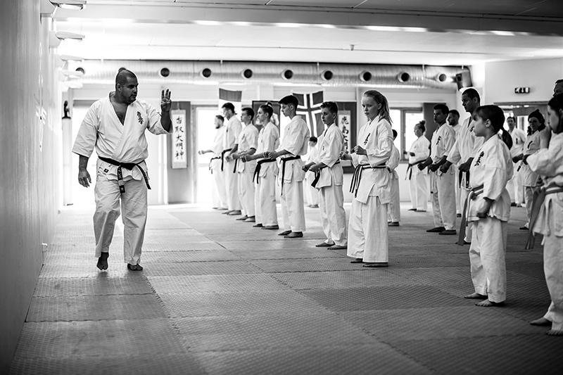 Karate datingside