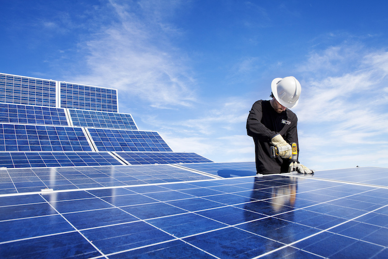 U.S. solar energy jobs continue to boom across the nation. Expect to see an increase in solar energy jobs in the next years. Solar energy jobs