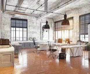 Thiết kế văn phòng hiện đại - 2019 - tròn decor
