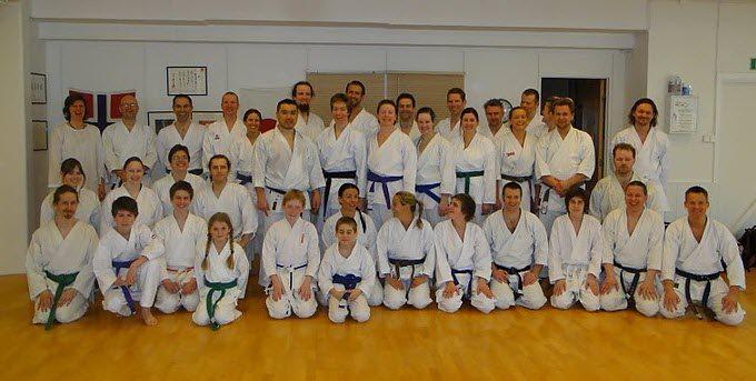 Samling med Yutaka Koike 8-10.april 2011