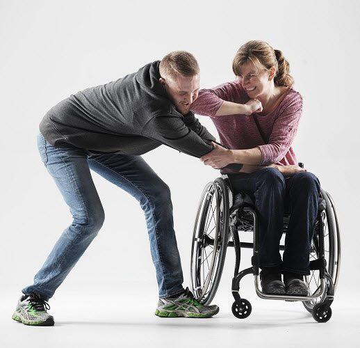 Selvforsvar for personer med funksjonsnedsettelse