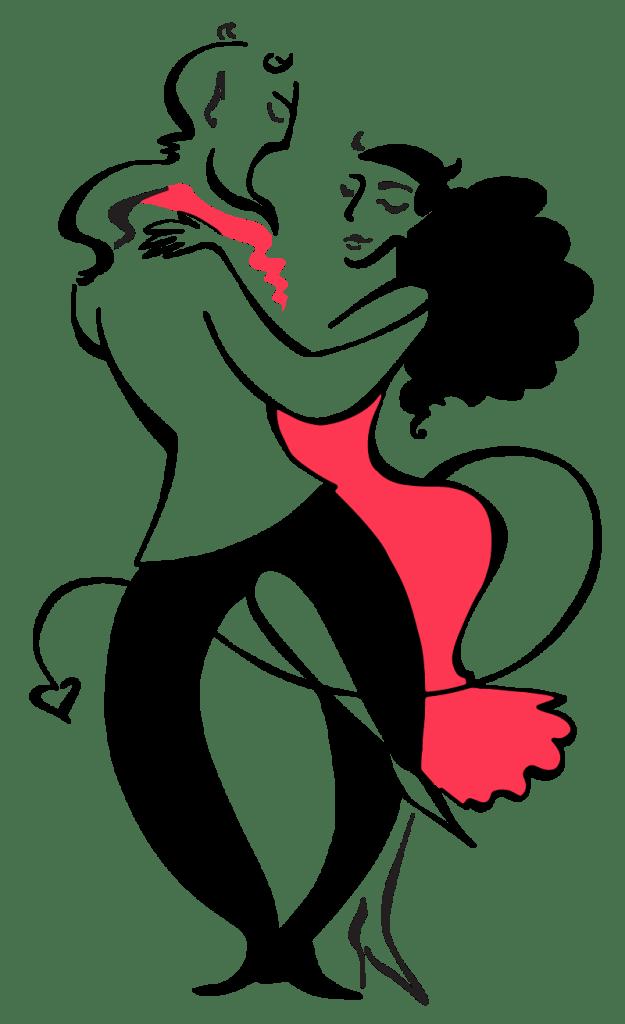 Tango in Hell, logo