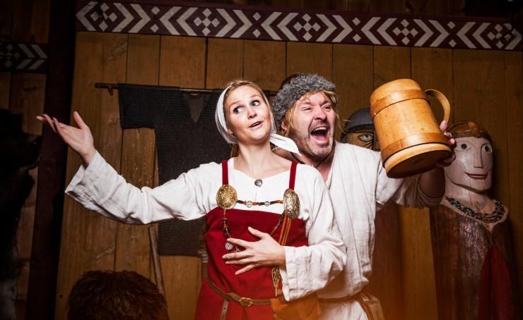 Vikings at Stiklestad