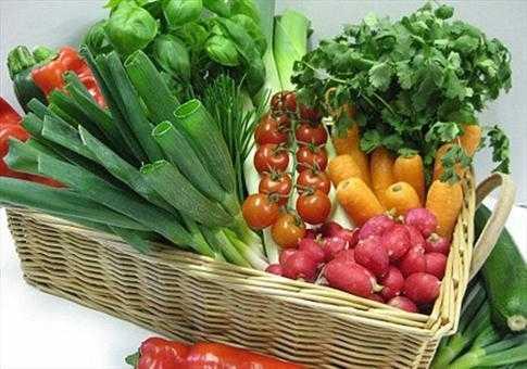 5 loại rau củ quả chữa bệnh cao huyết áp hữu hiệu