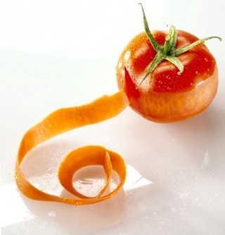 vỏ cà chua