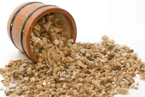 Vật liệu trồng rau Vermiculite