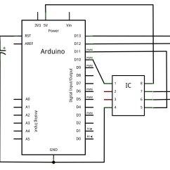 Arduino Wiring Diagram Travel Trailer Battery Using An Attiny As Hey It 39s My Blog