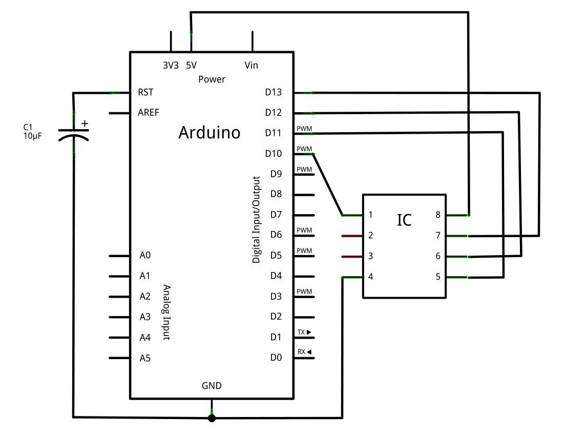 arduino wiring diagram 1955 mg using an attiny as hey it 39s my blog