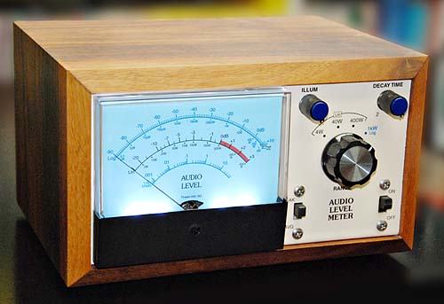 Audio Level Meter Circuit