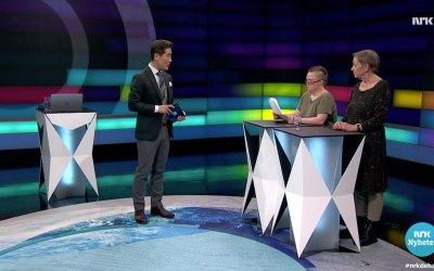 Ukas ros går Debatten på NRK