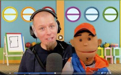 Ukas ros går til Chris Duwe som skaper godt innhold for barna