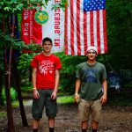 Update from Camp Buck Toms-Monday