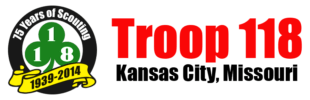 Troop118 Logo