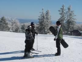 Blue Knob Mountain Ski Trip 2013