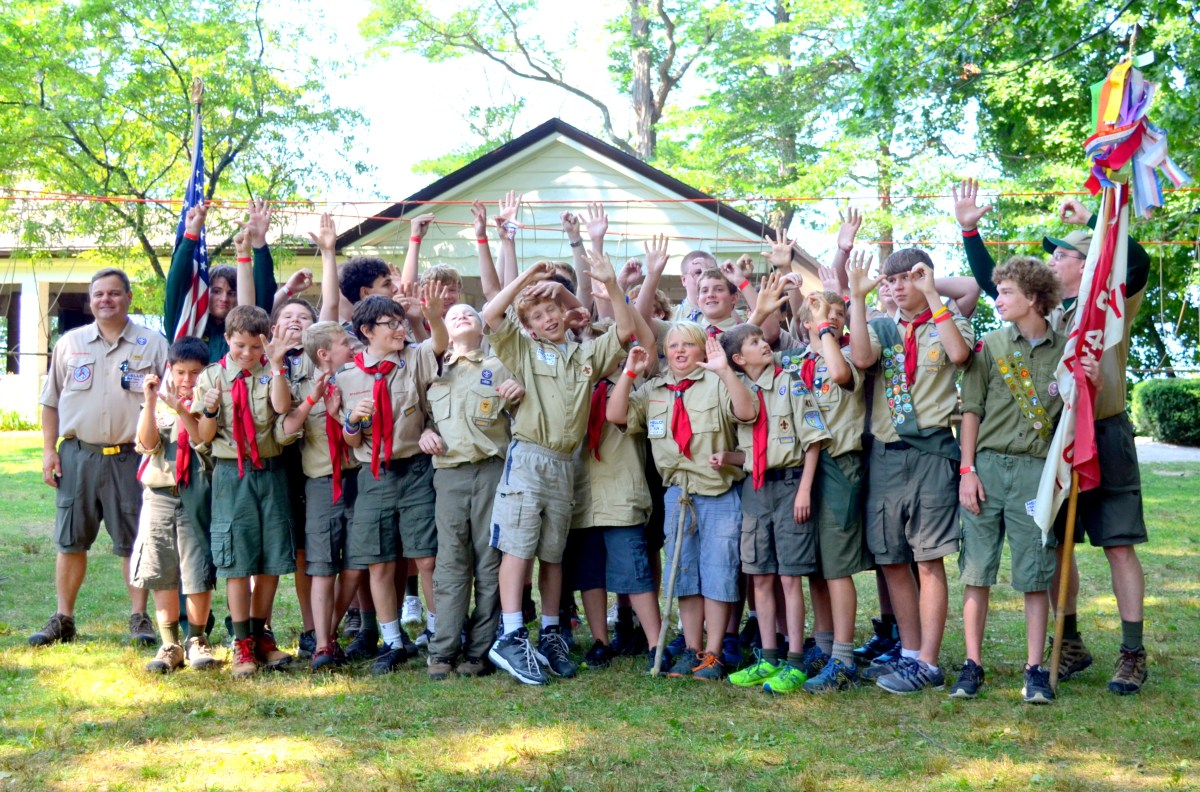 Troop 41 Celebrates 50 Years Of Scouting Troop41