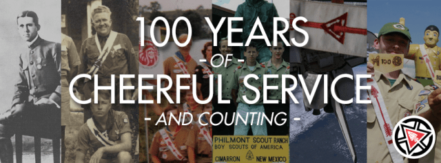 100 Years of Service