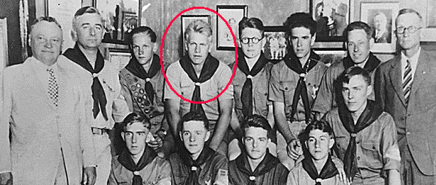 Gerald-Ford-Eagle-Scout