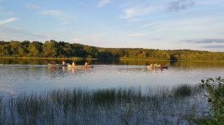 Tuesday Canoe Overnight