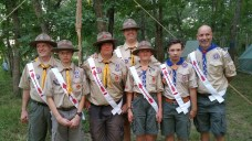 Troop 501 OA Brothers