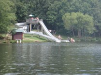 Huck's Cove Water Slides