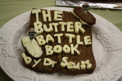 The Butter Battle Book by Dr Seuss