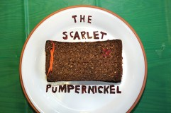 The Scarlet Pimpernel {Pumpernickel} by Emma Orczy