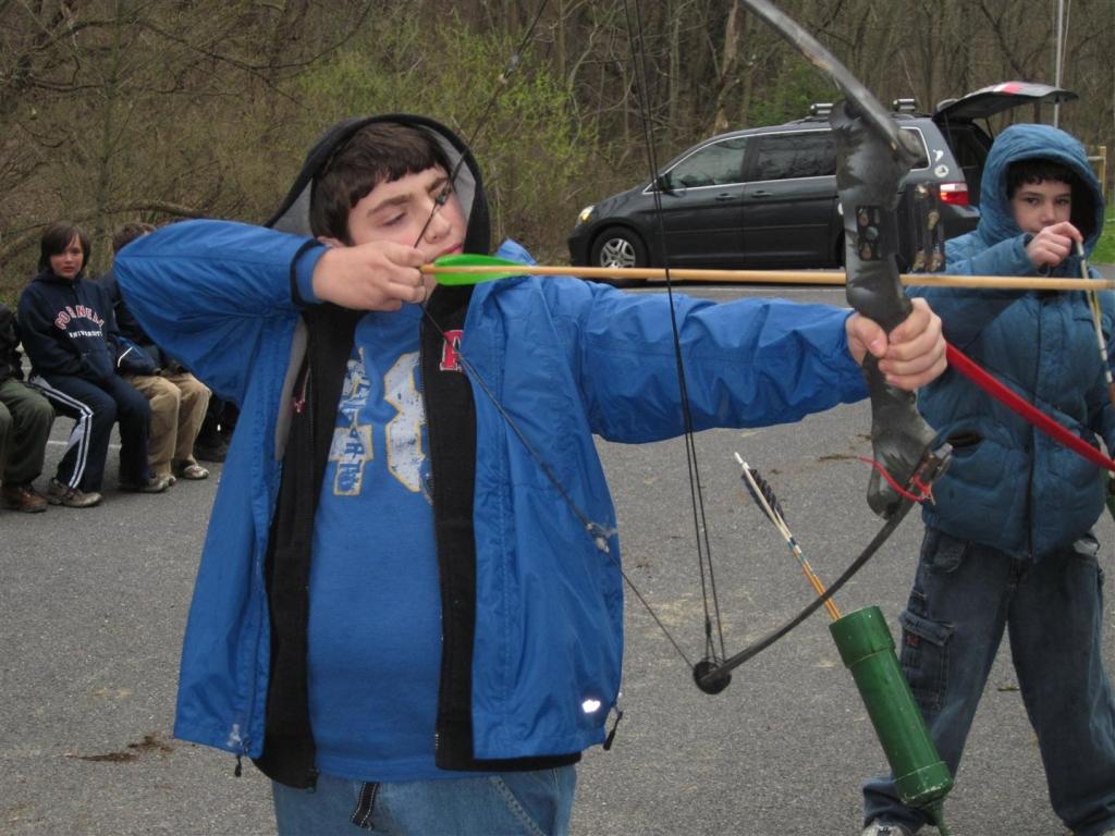 Archery Merit Badge Amp Campout April 15 16 Scouts Bsa Troop 72 Camp Spirit