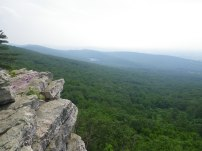 View from the Annapolis Rocks