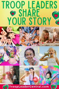 Share your story with Troop Leader Central