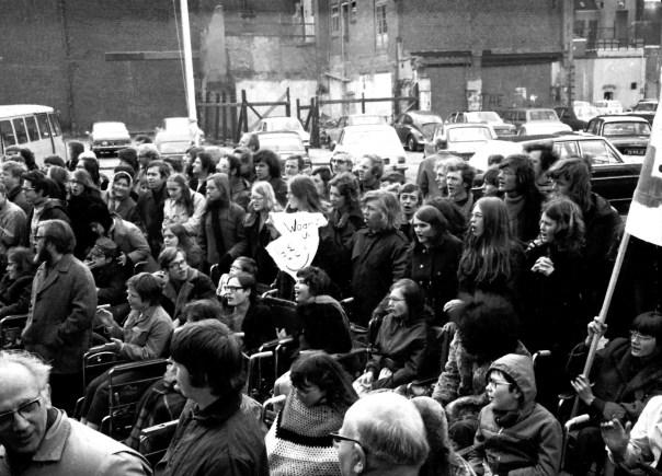 fotot demonstratie
