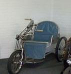 Mijn geleende fiets!
