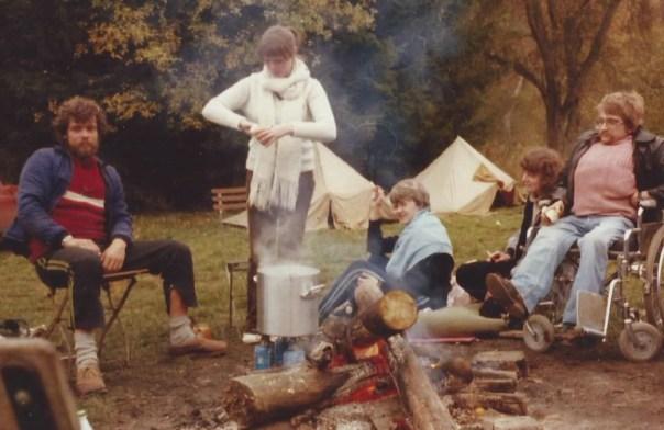 Survival kamp Ardennen