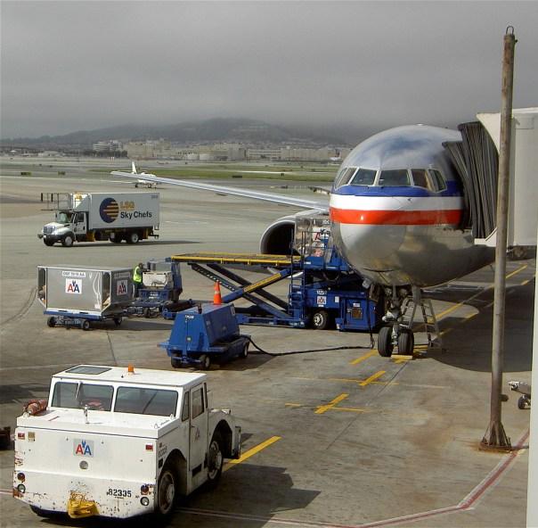 Amerikaans vliegtuig
