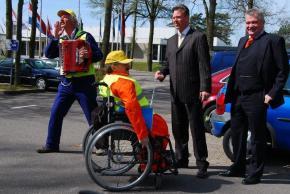 Het VVD congres Papendal Arnhem