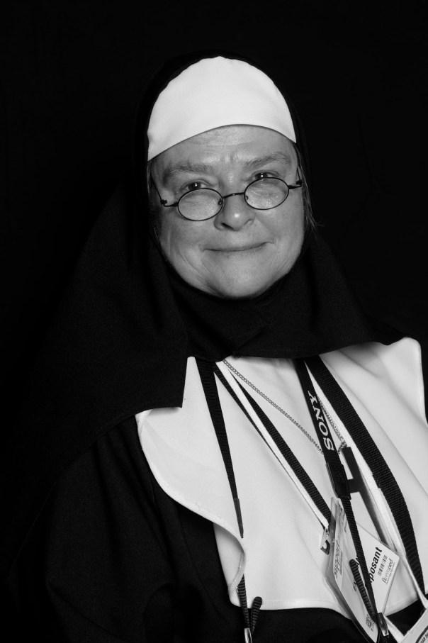 Zuster Margaretha (foto Monique Velzeboer)