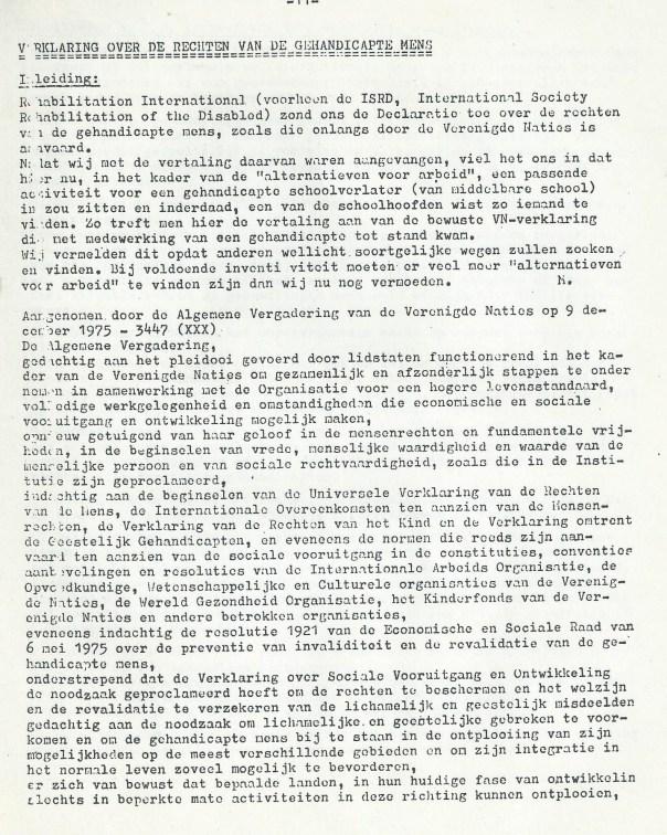 verklaring-over-de-rechten-van-de-gehandicapte-mens-Verenigde-Naties1975