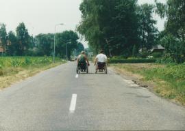 de eenzame wandelaars vierdaagse 1995