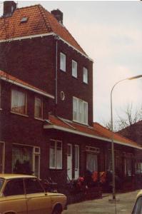 De Nessestraat Dordrecht