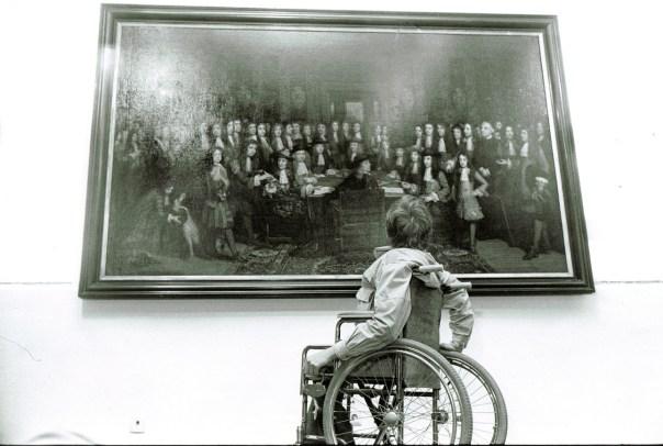 jan voor schilderij