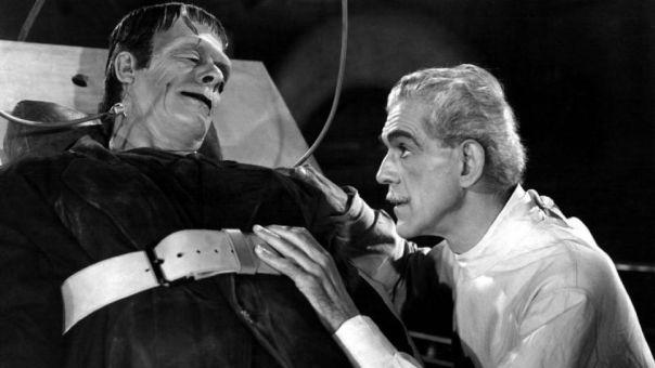 Frankenstein op de staantafel